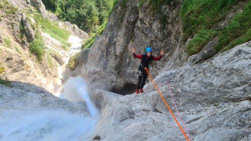 Canyoning für Mutige – Vertical Valley